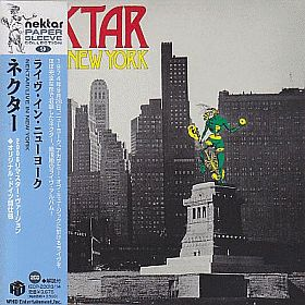 NEKTAR / LIVE IN NEW YORK の商品詳細へ