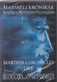 SOLARIS / MARSBELI KRONIKAK/MARTIAN CHRONICLES - LIVE (映像) の商品詳細へ