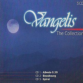 VANGELIS / ALBEDO 0.39 and BEAUBOURG and SPIRAL の商品詳細へ