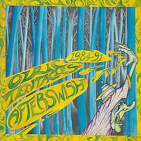 OZRIC TENTACLES / AFTERSWISH の商品詳細へ