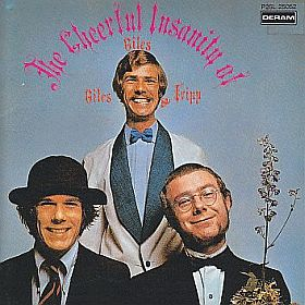 GILES GILES & FRIPP / CHEERFUL INSANITY OF GILES GILES AND FRIPP の商品詳細へ