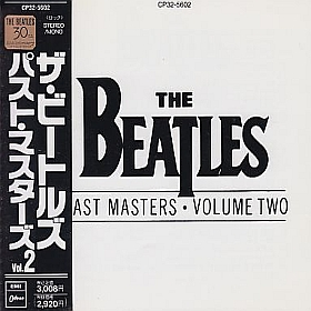 BEATLES / PAST MASTERS VOLUME TWO の商品詳細へ