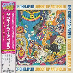 SONS OF CHAMPLIN(SONS) / LOOSEN UP NATURALLY の商品詳細へ
