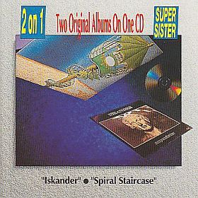 SUPERSISTER / ISKANDER and SPIRAL STAIRCASE の商品詳細へ