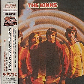 KINKS / VILLAGE GREEN PRESERVATION SOCIETY の商品詳細へ