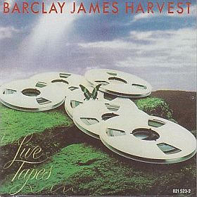 BARCLAY JAMES HARVEST / LIVE TAPES の商品詳細へ
