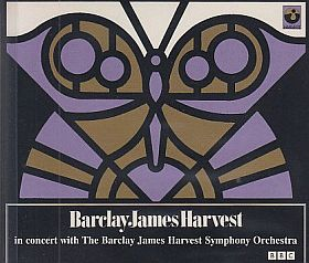 BARCLAY JAMES HARVEST / BBC IN CONCERT 1972 の商品詳細へ