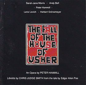 PETER HAMMILL / FALL OF THE HOUSE OF USHER の商品詳細へ