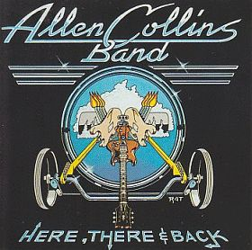 ALLEN COLLINS BAND / HERE THERE AND BACK の商品詳細へ