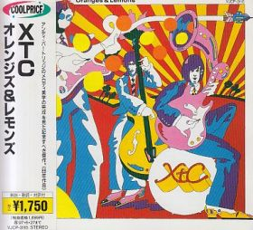 XTC / ORANGES AND LEMONS の商品詳細へ