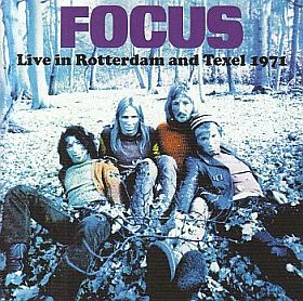 FOCUS / LIVE IN ROTTERDAM AND TEXEL 1971 の商品詳細へ