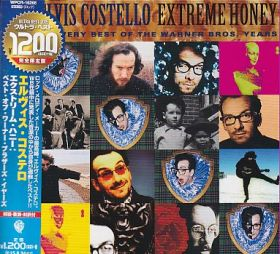 ELVIS COSTELLO / EXTREME HONEY: VERY BEST OF WARNER BROS YEARS の商品詳細へ