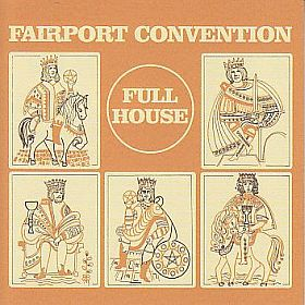 FAIRPORT CONVENTION / FULL HOUSE の商品詳細へ