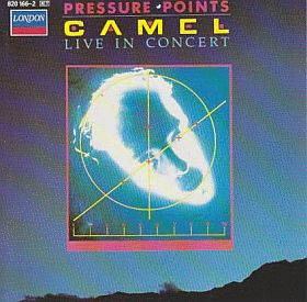 CAMEL / LIVE IN CONCERT PRESSURE POINTS の商品詳細へ