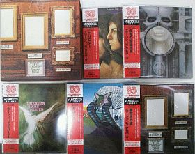 EL&P(EMERSON LAKE & PALMER) / EL&P/TARKUS/PICTURES AT AN EXHIBITION/TRILOGY/BRAIN SALAD SURGERY の商品詳細へ