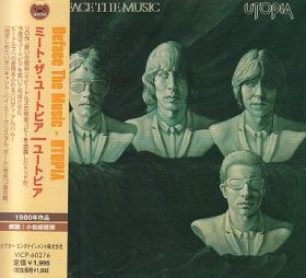 UTOPIA (TODD RUNDGREN'S UTOPIA) / DEFACE THE MUSIC の商品詳細へ