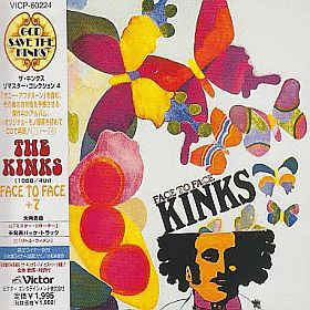 KINKS / FACE TO FACE の商品詳細へ