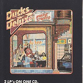 DUCKS DELUXE / DUCKS DELUXE and TAXI TO THE ERMINAL ZONE の商品詳細へ