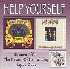HELP YOURSELF / STRANGE AFFAIR and RETURN OF KEN WHALEY and HAPPY DAYS の商品詳細へ