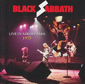 BLACK SABBATH / LIVE IN ASBURY PARK 1975 の商品詳細へ