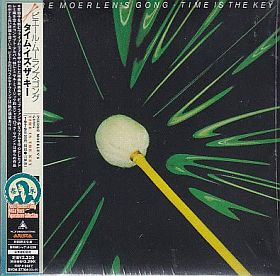 PIERRE MOERLEN'S GONG / TIME IS THE KEY の商品詳細へ