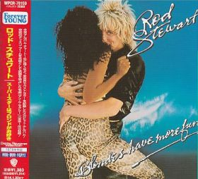 ROD STEWART / BLONDES HAVE MORE FUN の商品詳細へ