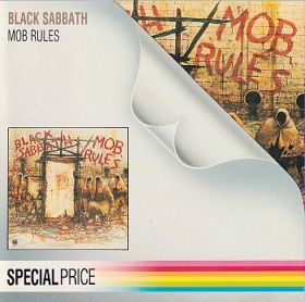 BLACK SABBATH / MOB RULES の商品詳細へ