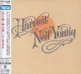 NEIL YOUNG / HARVEST の商品詳細へ