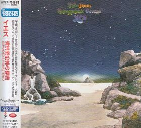 YES / TALES FROM TOPOGRAPHIC OCEANS の商品詳細へ