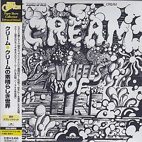 CREAM / WHEELS OF FIRE の商品詳細へ