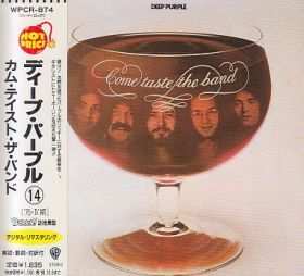 DEEP PURPLE / COME TASTE THE BAND の商品詳細へ