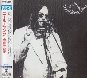 NEIL YOUNG / TONIGHT'S THE NIGHT の商品詳細へ