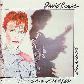 DAVID BOWIE / SCARY MONSTERS の商品詳細へ