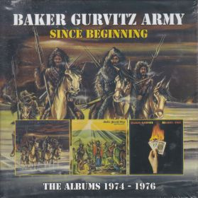 BAKER GURVITZ ARMY / SINCE BEGINNING: THE ALBUMS 1974-1976 の商品詳細へ