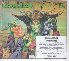 GREENSLADE / TIME AND TIDE の商品詳細へ