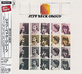 JEFF BECK GROUP / JEFF BECK GROUP の商品詳細へ