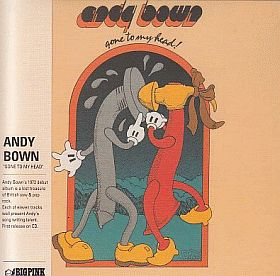 ANDY BOWN / GONE TO MY HEAD の商品詳細へ