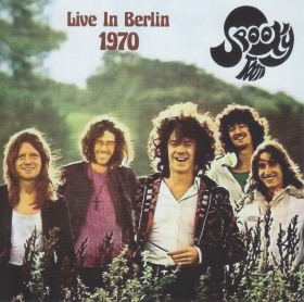 SPOOKY TOOTH / LIVE AT BERLIN 1970 の商品詳細へ