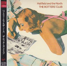 HATFIELD & THE NORTH / ROTTERS' CLUB の商品詳細へ