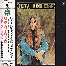 RITA COOLIDGE / RITA COOLIDGE の商品詳細へ