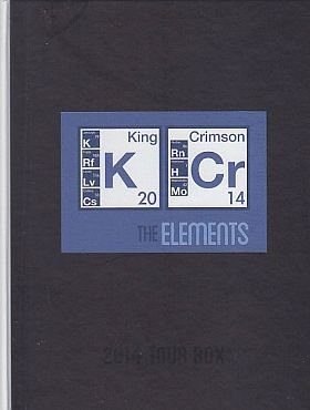 KING CRIMSON / ELEMENTS 2014 TOUR BOX の商品詳細へ