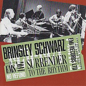 BRINSLEY SCHWARZ / SURRENDER TO THE RHYTHM の商品詳細へ