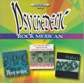 V.A. / PSYCHEDELIC ROCK MEXICAN の商品詳細へ