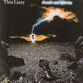 THIN LIZZY / THUNDER AND LIGHTNING の商品詳細へ