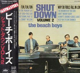 BEACH BOYS / SHUT DOWN VOLUME 2 の商品詳細へ