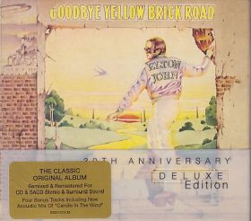 ELTON JOHN / GOODBYE YELLOW BRICK ROAD の商品詳細へ