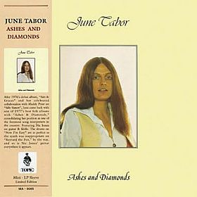 JUNE TABOR / ASHES AND DIAMONDS の商品詳細へ
