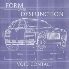 VOID CONTACT / FORM OVER DYSFUNCTION の商品詳細へ