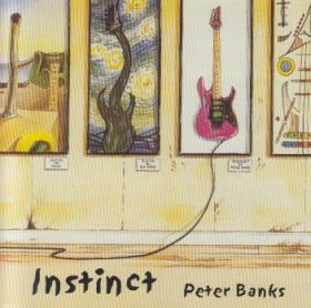 PETER BANKS / INSTINCT の商品詳細へ