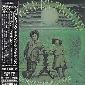 PATRICK CAMPBELL LYONS / ME AND MY FRIEND の商品詳細へ